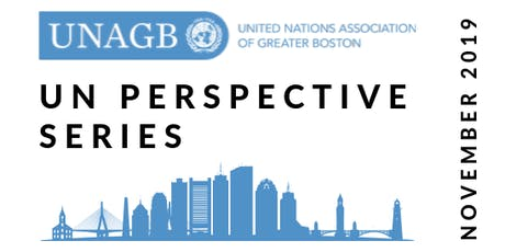 November United Nations Perspective Series & UNAGB Community Meeting tickets