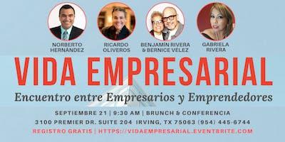 Encuentro de Empresarios y Emprendedores