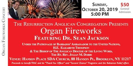 Organ Recital/Concert tickets