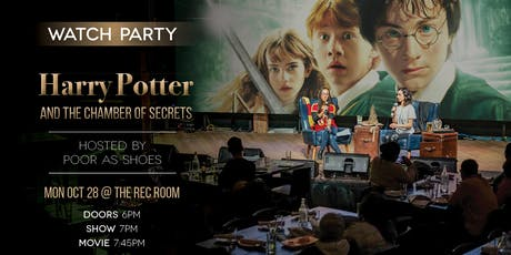 WATCH PARTY: Harry Potter and the Chamber of Secrets tickets
