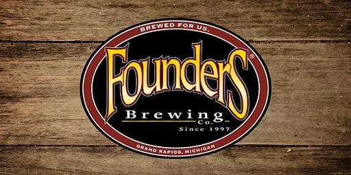 Founder's Brewing Breakfast for Dinner Pajama Party