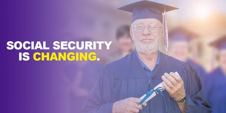 Free 2019 Social Security and Retirement LUNCH and LEARN -Sun City West, AZ tickets