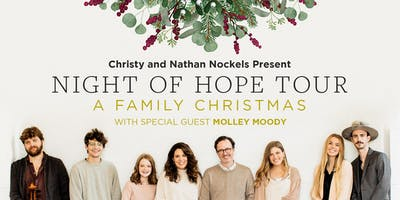 Christy Nockels - Night of Hope: A Family Christmas (Adrian, MI)