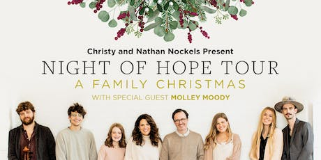 Christy Nockels - Night of Hope: A Family Christmas (Adrian, MI) tickets