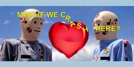 Valentine's Day Improv Jam: Mind If We Crash Here? tickets