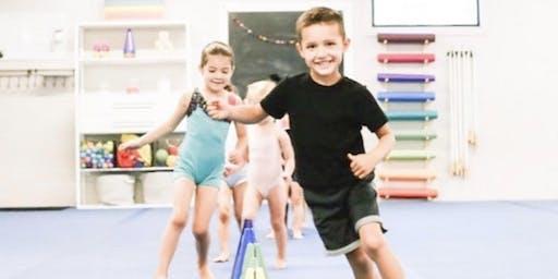 FREE Utah Tumbling Academy Mini Class!