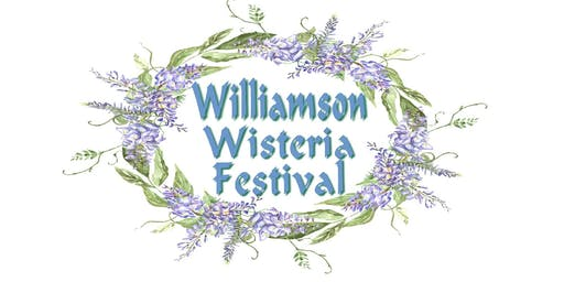 Williamson Wisteria Festival
