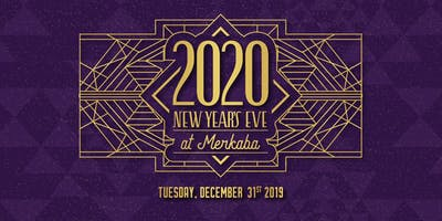 New Year's Eve 2020 at Merkaba!
