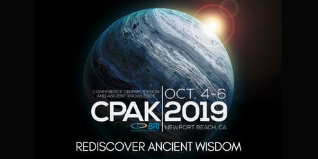 Conference on Precession and Ancient Knowledge tickets