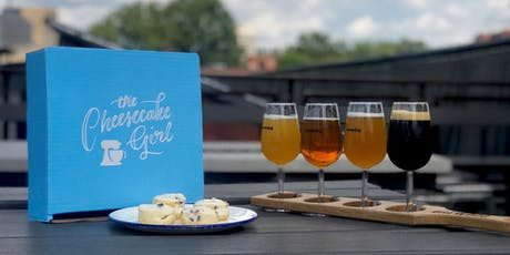 Cheesecake and Beer Pairing tickets