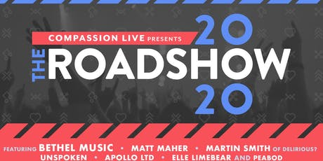 The Roadshow 2020 | EVENT STAFF | Independence, MO tickets
