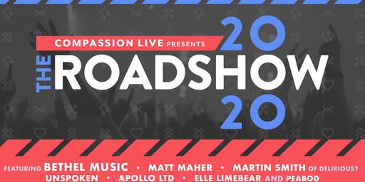 The Roadshow 2020 | EVENT STAFF | Ypsilanti, MI