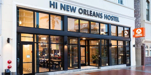 HI New Orleans Open House