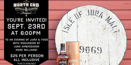 JURA @ THE NORTH END BARBECUE tickets