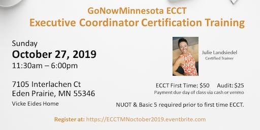 ECCT Minnesota October 27, 2019