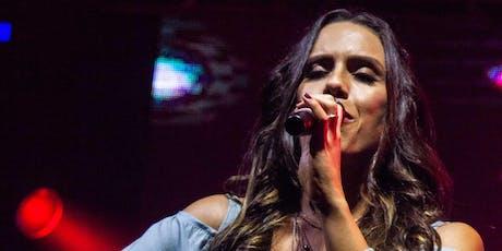 Bia Barros - Show Especial - de Bethânia à Alcione e Elza Soares ingressos