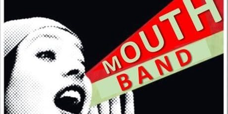 Unscripted: Improv comedy featuring Mouthband and Friends tickets