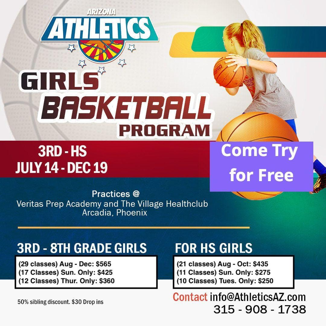 (AZA) Arcadia Girls Basketball