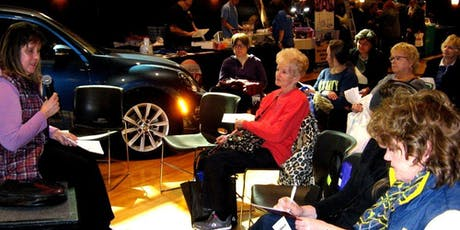 Women's Car Car Clinic with LadyMechanic.com and Ladies of Justice tickets