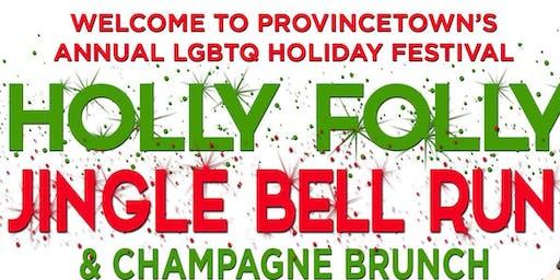 2019 Annual Holly Folly Jingle Bell Run Fundraiser & Champagne Brunch