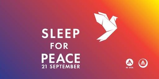 Sleep For Peace Open House