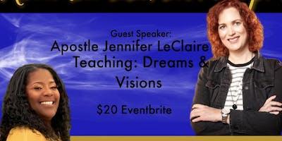 Dreams & Visions  Enlightenment Training