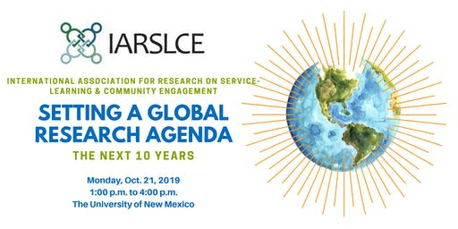 IARSLCE Research Agenda Setting Summit
