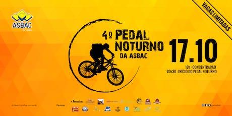 4º Pedal Noturno da Asbac Brasília ingressos
