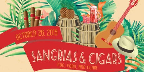 SANGRIAS & CIGARS: A Party Benefiting The Historic Duke Mansion tickets