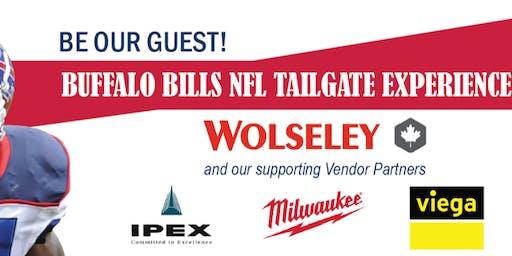 Buffalo Bills Tailgate Experience