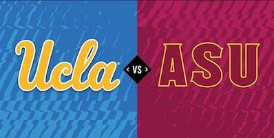 UCLA REAG Tailgate UCLA vs ASU
