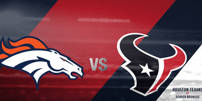 Texans vs Broncos Tailgate with GFE Tailgaters