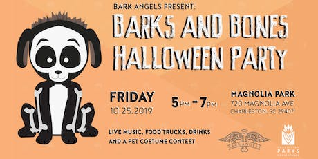Barks and Bones tickets