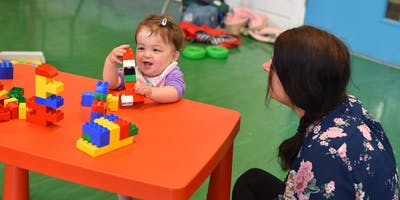 Drop-in play for under 5s