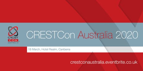 CRESTCon Australia  tickets