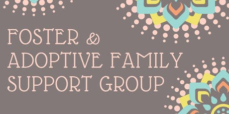 September 2019 Support Group tickets