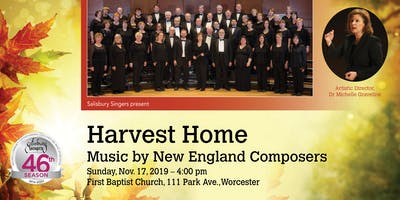 Harvest Home: Music by New England Composers