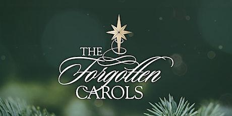 The Forgotten Carols in SLC, Saturday 12/21/19, 7:30pm tickets
