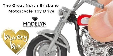 The Great North Brisbane Motorcycle Toy Run tickets