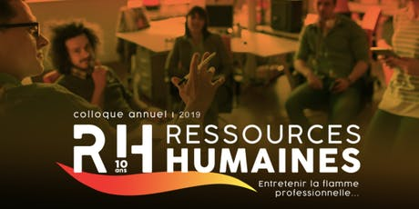 Colloque en ressources humaines 2019 billets
