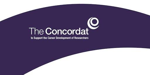 Researcher Development Concordat Launch - Wales