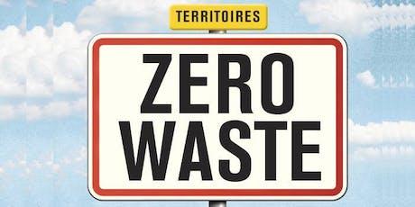 Présentation des 9 chantiers pour des Territoires Zero Waste billets