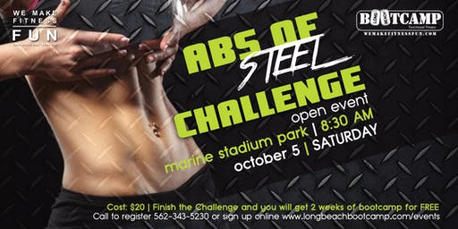 Abs of Steel Challenge (open event)