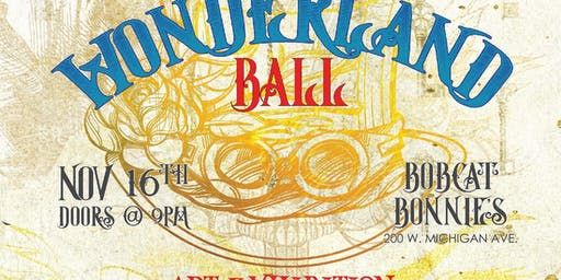 The Wonderland Ball