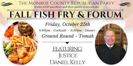 Fall Fish Fry & Forum tickets