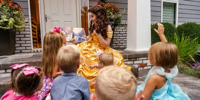 Beauty's Magical Book Reading Party