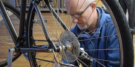 Essential Bike Maintenance tickets