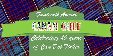 552 ACW Canadian Detachment CANAM Golf & 40th Anniversary Event tickets