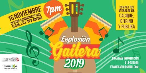 Explosión Gaitera Montréal 2019