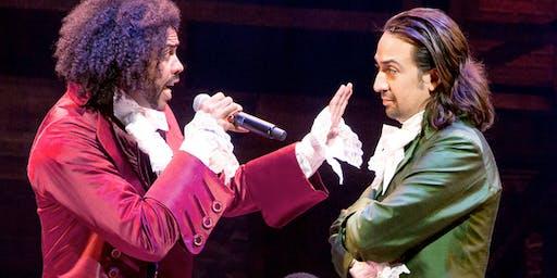Hamilton vs. Jefferson: The Great Debate 2019 DC, Saturday, October 12